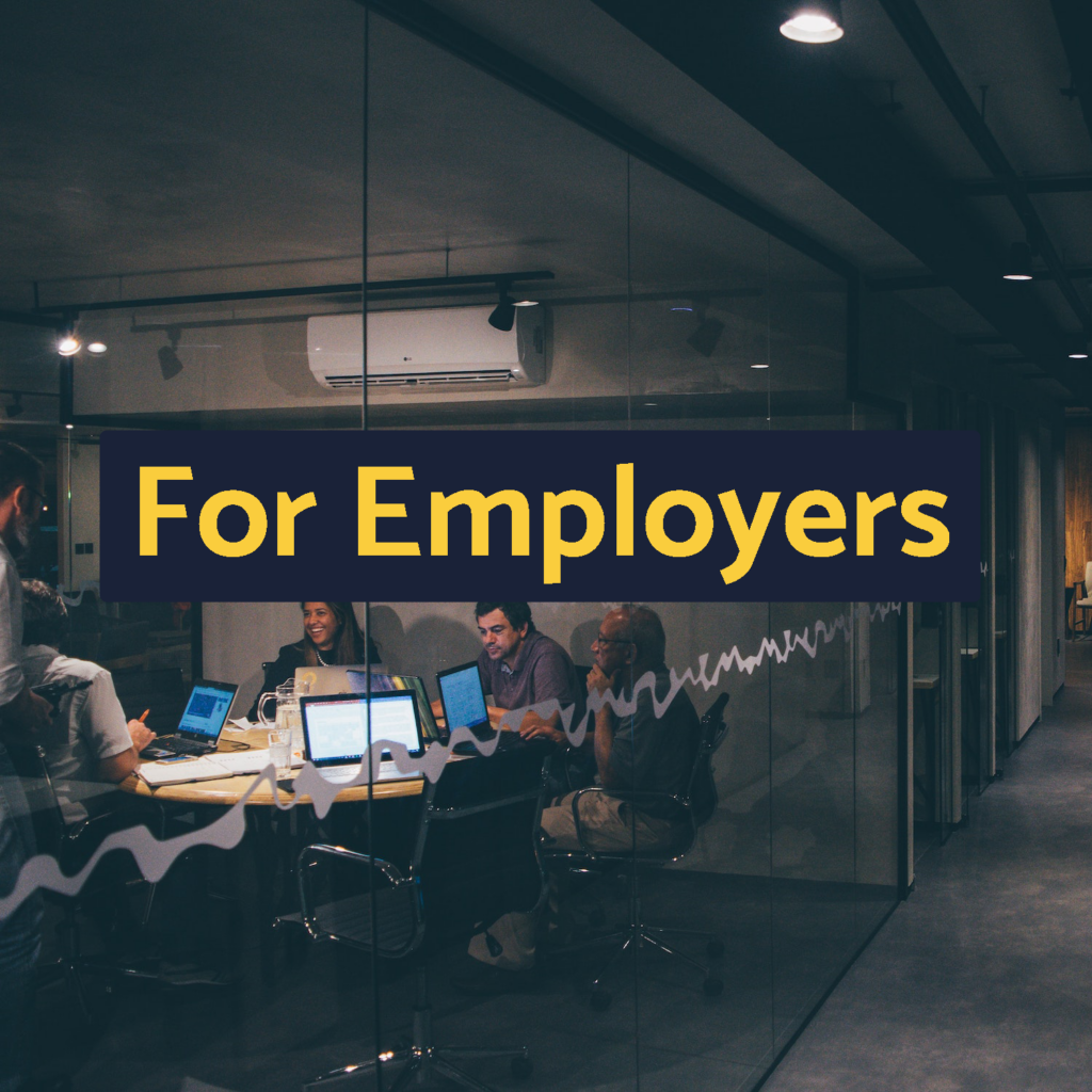 Support for employers of autistic employees